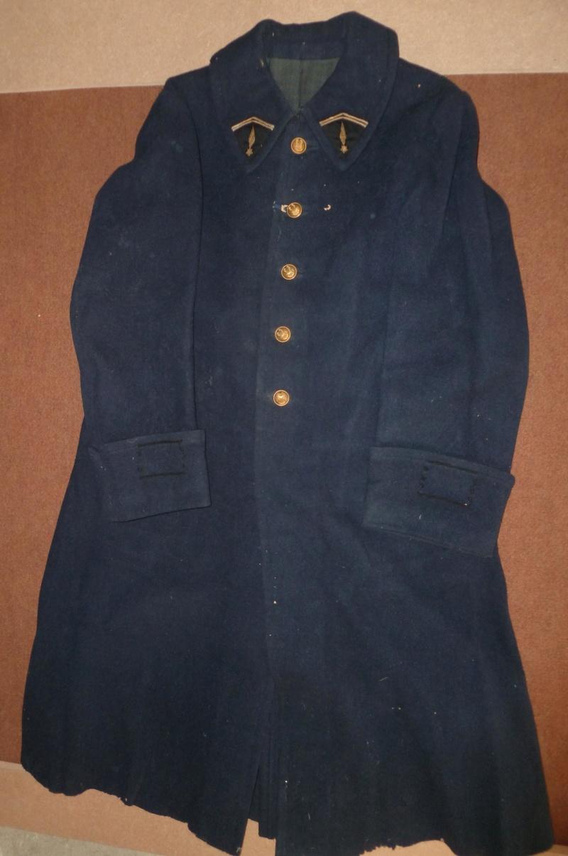 Manteau de pilote aviateur 1920/1930 MAR4 -ESC - A CLOTURER P1120333