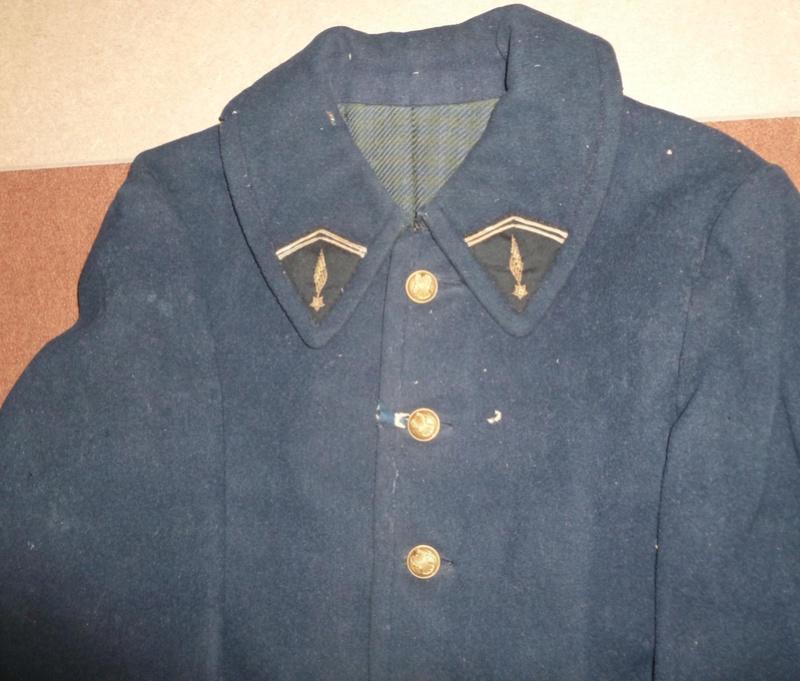 Manteau de pilote aviateur 1920/1930 MAR4 -ESC - A CLOTURER P1120335