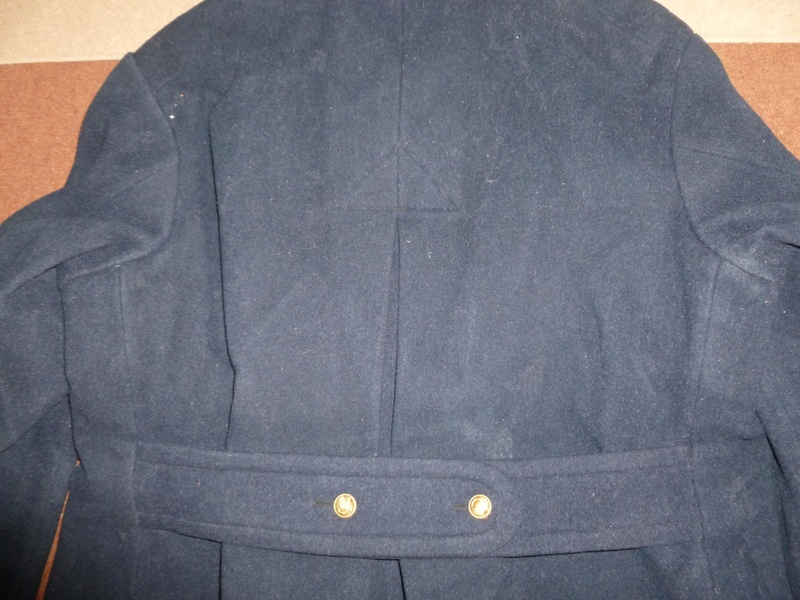Manteau de pilote aviateur 1920/1930 MAR4 -ESC - A CLOTURER P1120336