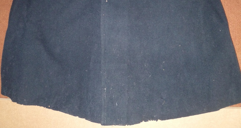 Manteau de pilote aviateur 1920/1930 MAR4 -ESC - A CLOTURER P1120337