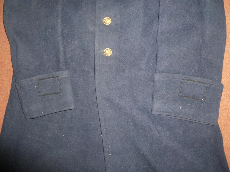 Manteau de pilote aviateur 1920/1930 MAR4 -ESC - A CLOTURER P1120338