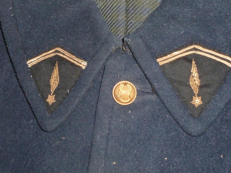 Manteau de pilote aviateur 1920/1930 MAR4 -ESC - A CLOTURER P1120339