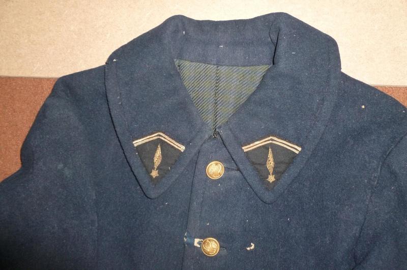 Manteau de pilote aviateur 1920/1930 MAR4 -ESC - A CLOTURER P1120341