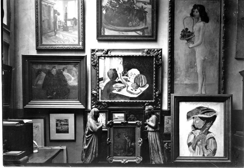 Le Paris des artistes début du XX° siècle - Page 3 D1e2e910