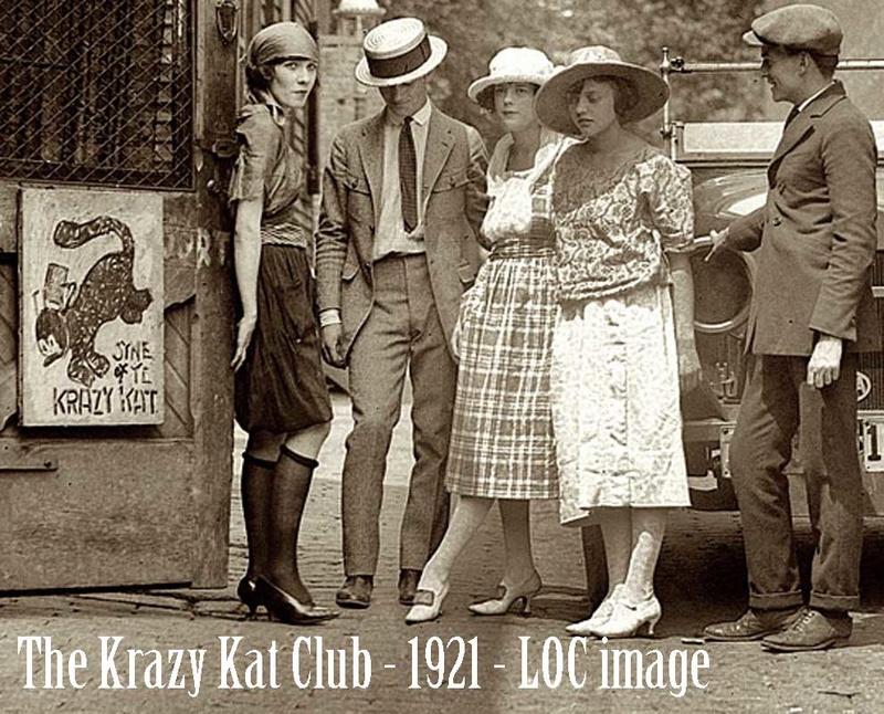 Histoire du blues chanté - Page 3 Krazy-10