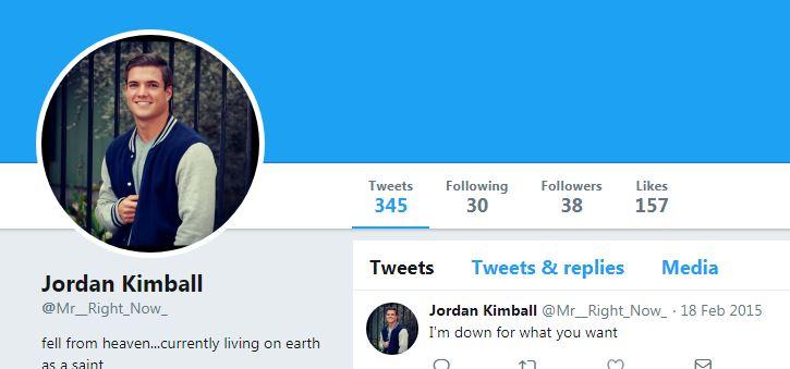 Jordan Kimball - **Sleuthing Spoilers** Captu187