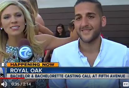 Bachelorette 14 - Becca Kufrin - Potential Contestants - Discussion - *Sleuthing Spoilers* - Page 22 Manbun12
