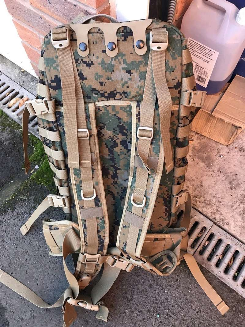 usmc corpsman pack  S-l16013