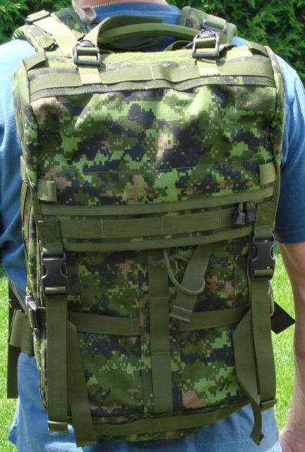 arcteryx designed usmc corpsman/medic pack S-l64010
