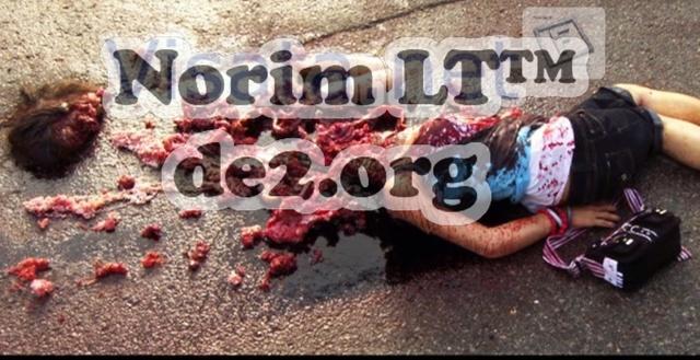 Tragiškos avarijos. Negyvi kūnai - lavonai be galvų, sutraiškyti ir kitokie. Foto - video skirtas tik 18+ asmenims Image025