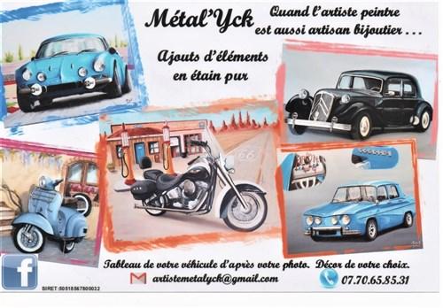 Un artiste: Métal'Yck  00111