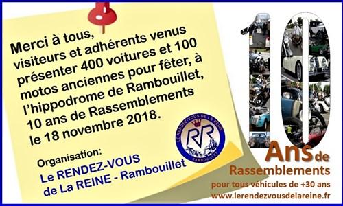 10 ans de rassemblements d'Anciennes à Rambouillet par News d'Anciennes 4817ff10