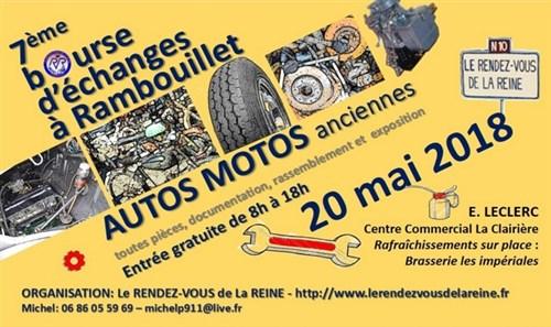 7ème Bourse d'échanges à Rambouillet, dimanche 20 mai 2018 C611a110