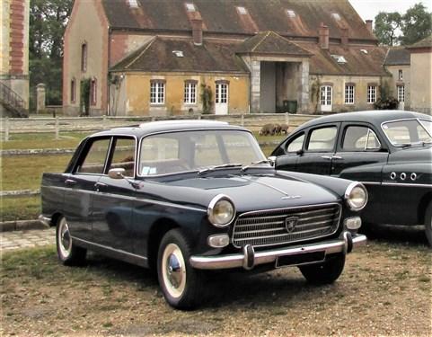 VENDS PEUGEOT 404 1963 (vendue) Img_3310
