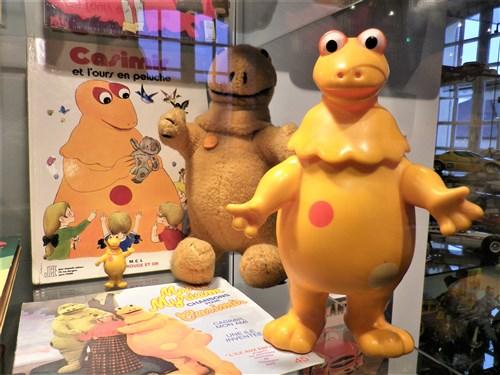 Voisins-le-Bretonneux. Exposition de jouets anciens, décembre 2017 Imgp1948