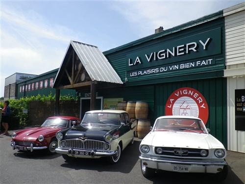 Salon des Vignerons à la VIGNERY les 25 et 26 mai 2018 Imgp3515