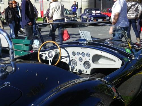 Morges, Swiss Classic British Car Meeting, 7 octobre 2017 Morges12