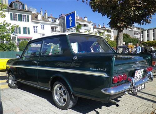 Morges, Swiss Classic British Car Meeting, 7 octobre 2017 Morges13