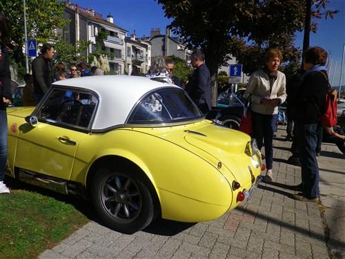 Morges, Swiss Classic British Car Meeting, 7 octobre 2017 Morges14