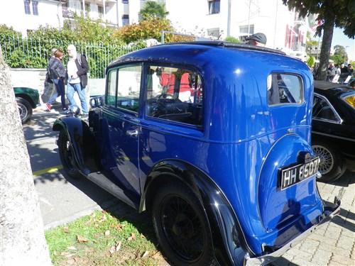 Morges, Swiss Classic British Car Meeting, 7 octobre 2017 Morges16
