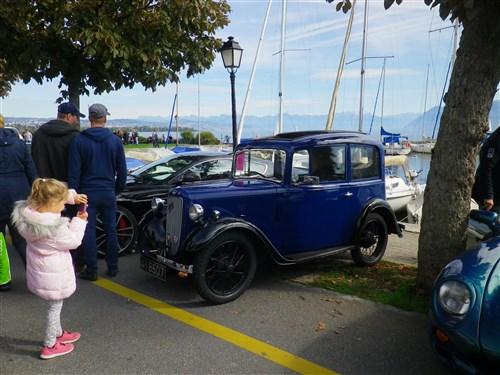 Morges, Swiss Classic British Car Meeting, 7 octobre 2017 Morges17