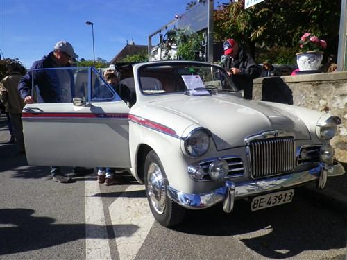 Morges, Swiss Classic British Car Meeting, 7 octobre 2017 Morges23