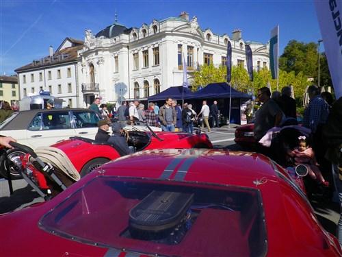 Morges, Swiss Classic British Car Meeting, 7 octobre 2017 Morges32
