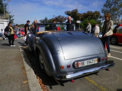 Morges, Swiss Classic British Car Meeting, 7 octobre 2017 Morges37