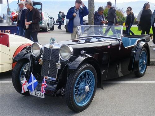 Morges, Swiss Classic British Car Meeting, 7 octobre 2017 Morges40