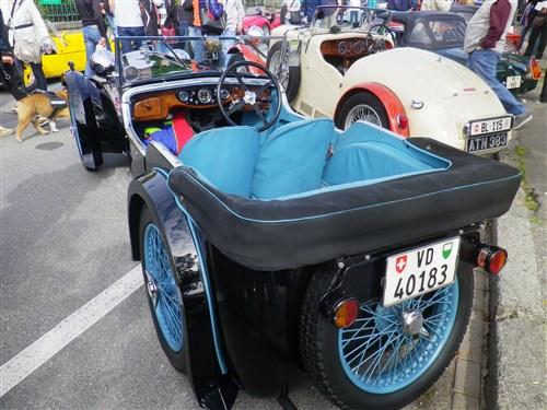 Morges, Swiss Classic British Car Meeting, 7 octobre 2017 Morges42