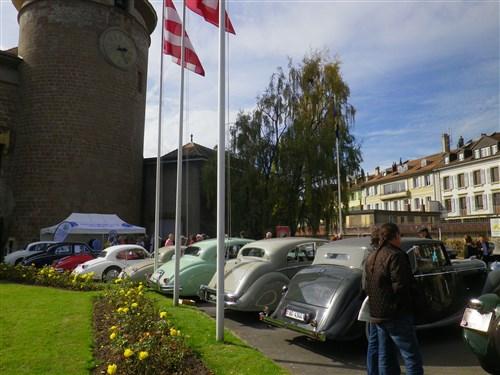 Morges, Swiss Classic British Car Meeting, 7 octobre 2017 Morges45
