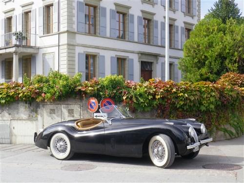 Morges, Swiss Classic British Car Meeting, 7 octobre 2017 Morges49