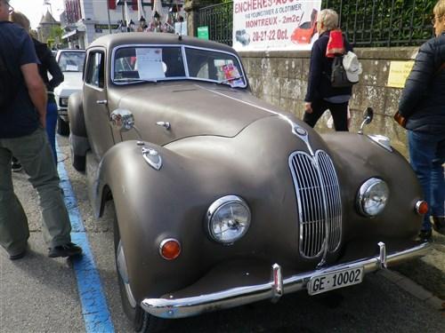 Morges, Swiss Classic British Car Meeting, 7 octobre 2017 Morges50
