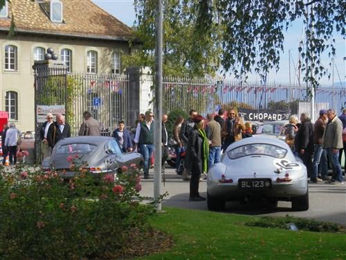 Morges, Swiss Classic British Car Meeting, 7 octobre 2017 Morges51