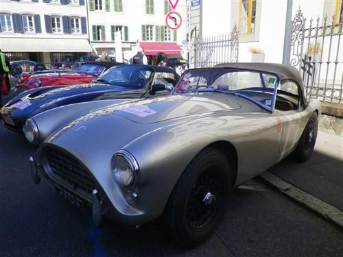 Morges, Swiss Classic British Car Meeting, 7 octobre 2017 Morges52