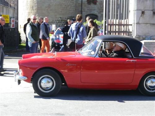 Morges, Swiss Classic British Car Meeting, 7 octobre 2017 Morges53