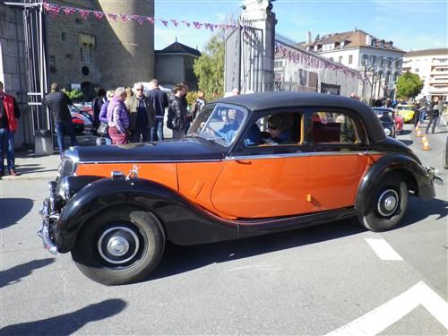 Morges, Swiss Classic British Car Meeting, 7 octobre 2017 Morges55