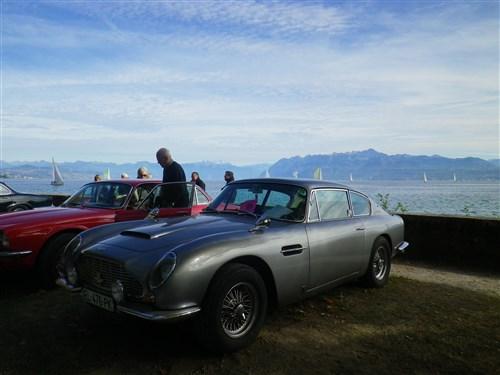 Morges, Swiss Classic British Car Meeting, 7 octobre 2017 Morges61