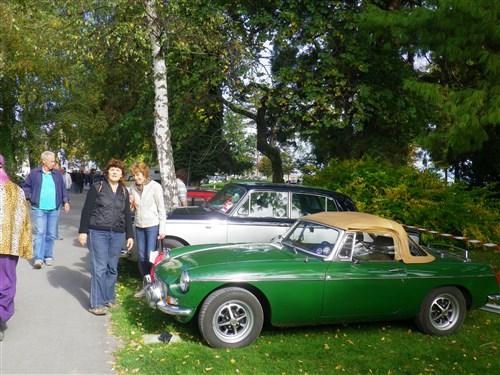 Morges, Swiss Classic British Car Meeting, 7 octobre 2017 Morges62