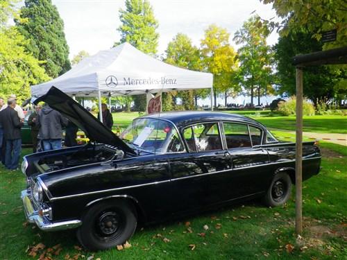 Morges, Swiss Classic British Car Meeting, 7 octobre 2017 Morges63