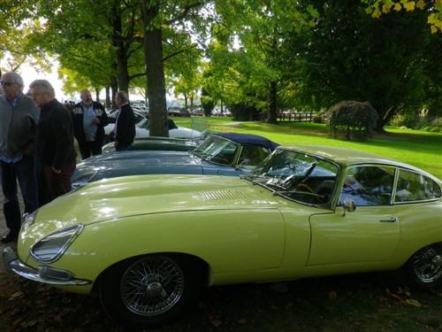 Morges, Swiss Classic British Car Meeting, 7 octobre 2017 Morges64