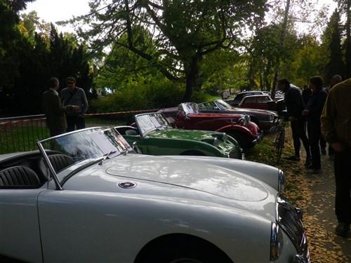 Morges, Swiss Classic British Car Meeting, 7 octobre 2017 Morges65