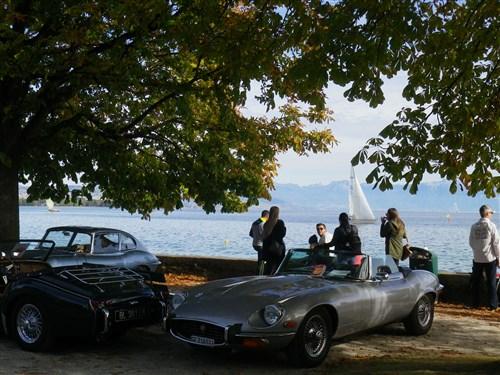 Morges, Swiss Classic British Car Meeting, 7 octobre 2017 Morges67