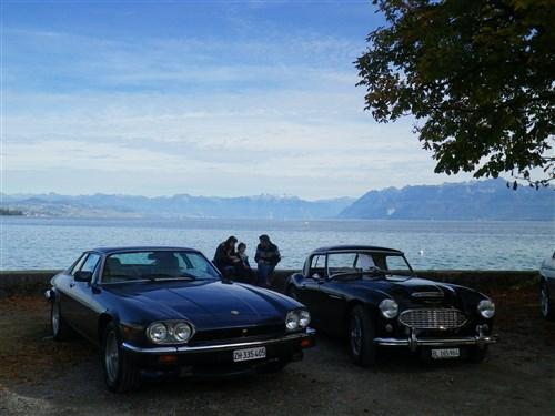 Morges, Swiss Classic British Car Meeting, 7 octobre 2017 Morges71