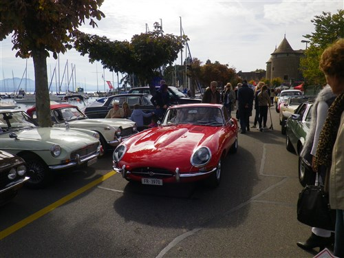 Morges, Swiss Classic British Car Meeting, 7 octobre 2017 Morges73