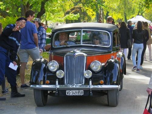 Morges, Swiss Classic British Car Meeting, 7 octobre 2017 Morges74