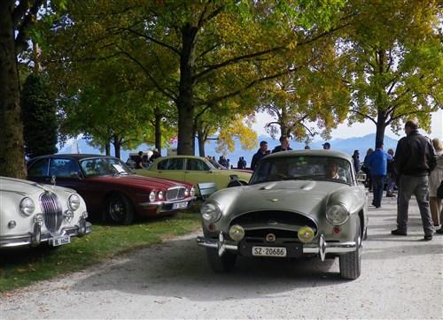 Morges, Swiss Classic British Car Meeting, 7 octobre 2017 Morges75