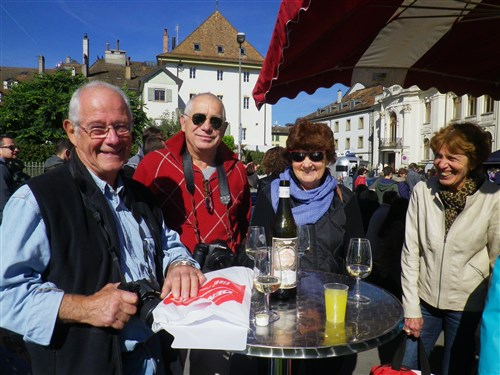 Morges, Swiss Classic British Car Meeting, 7 octobre 2017 Morges90