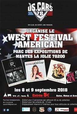 West Festival American 8 et 6 septembre 2018 Us10