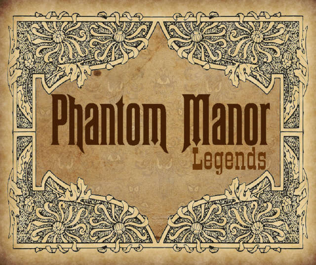 Phantom Manor Legends 812